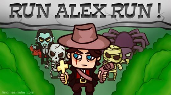 Games Like Subway Surfers: Run Alex Run