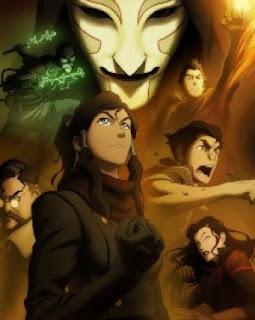 Truyền Thuyết Về Korra - The Legend Of Korra