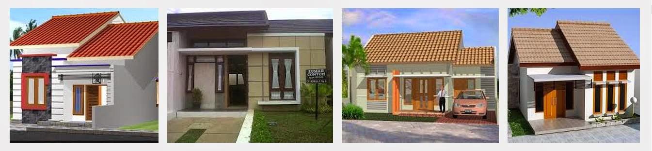 Contoh Desain Rumah Minimalis Sederhana 1
