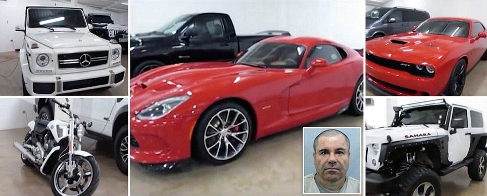 frank dudu  billionaire drug lord  el chapo u0026 39 s collection