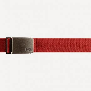 Red Clunkclip Belt