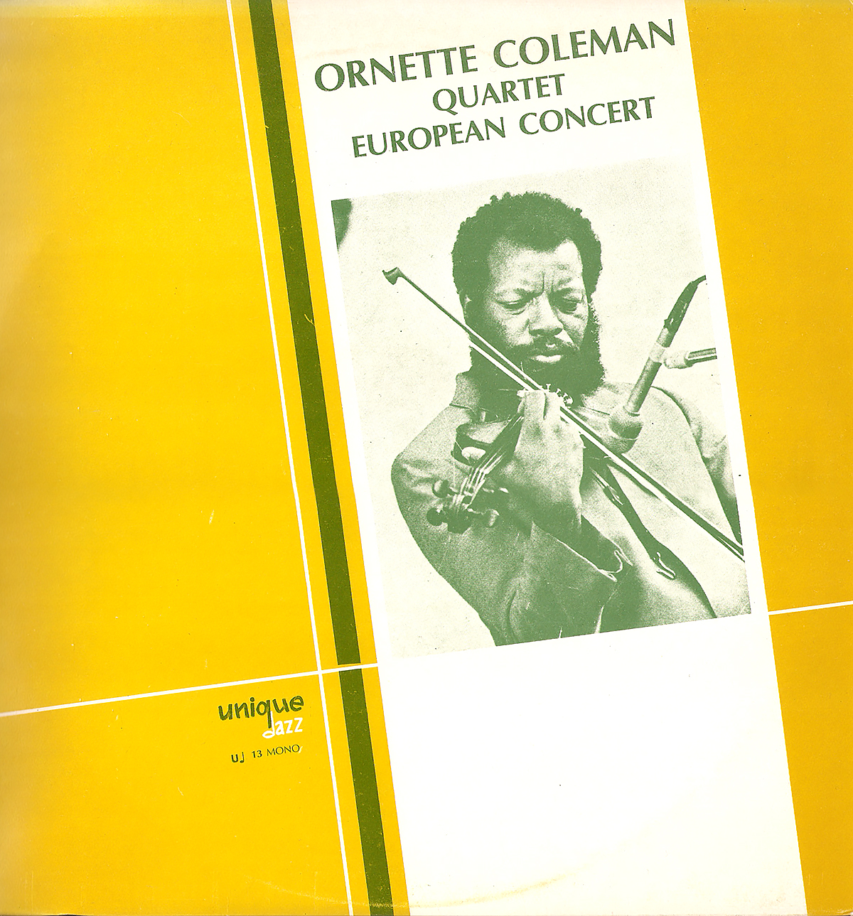 Ornette Coleman Whom Do You Work For