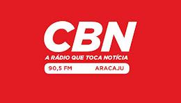 Site/Rádio CBN Aracaju