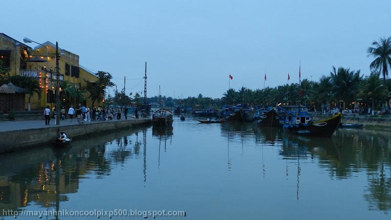 Sông Thu Bồn Hội An