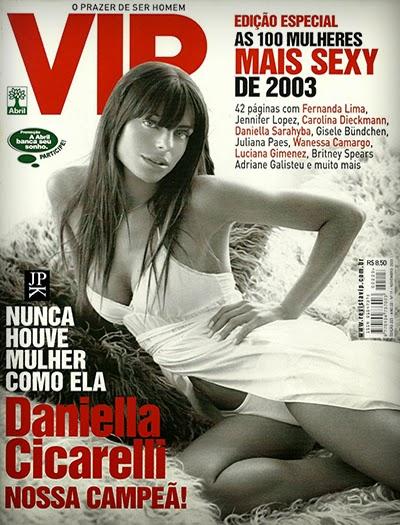 Daniella Cicarelli - Revista Vip