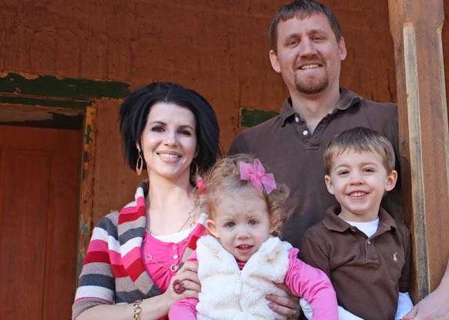 Jimmy, Cassie, Tanner & Rylee