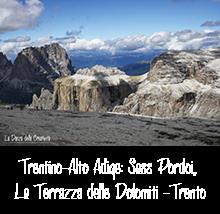Trentino Alto doge: Sass Pordoi
