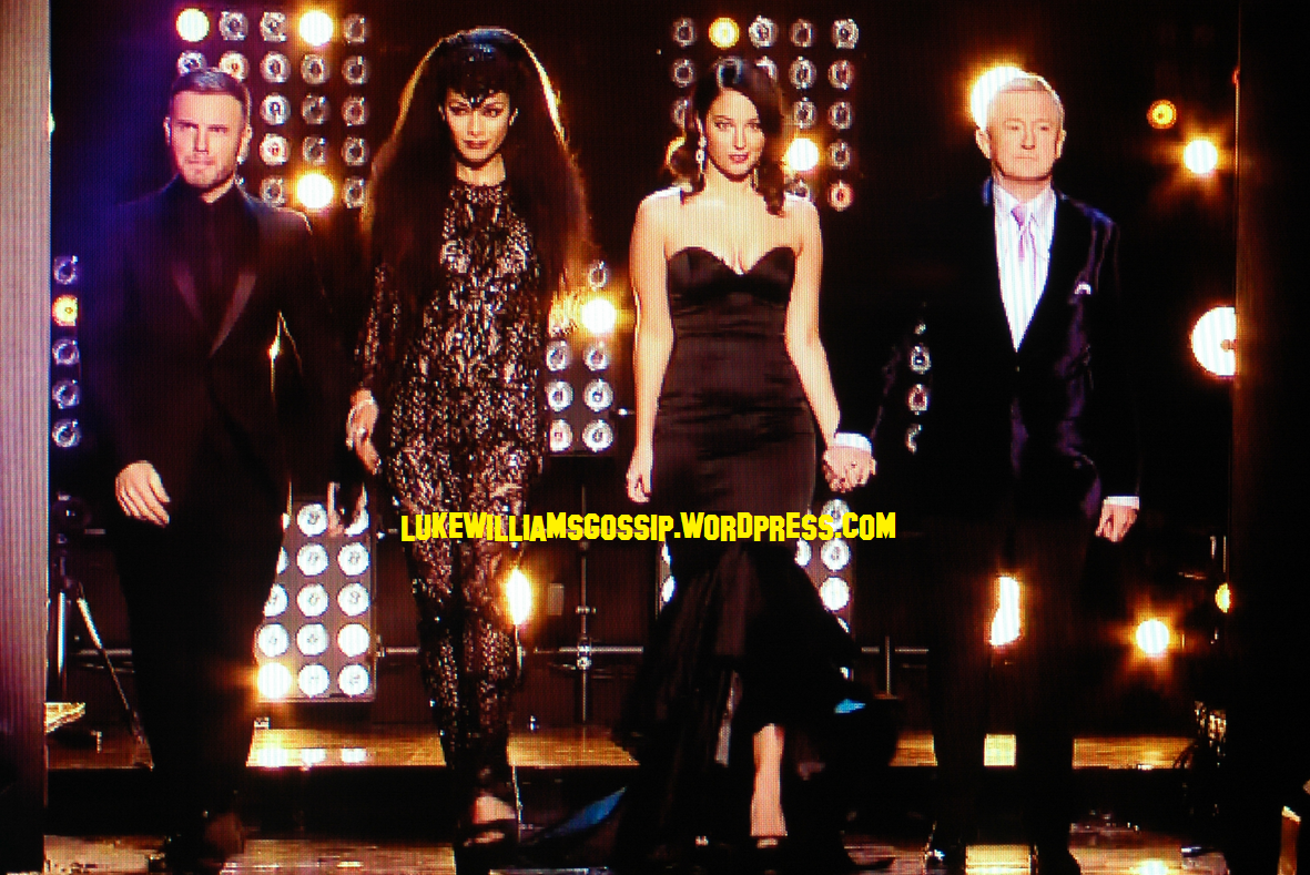 http://4.bp.blogspot.com/-InsOk5F8xM4/UIynpRZL95I/AAAAAAAAOUo/TaPngLoIUWI/s1600/Gary+Barlow,+Nicole+Scherzinger,+Tulisa+and+Louis+make+their+way+onto+the+stage+at+the+start+of+the+night.png