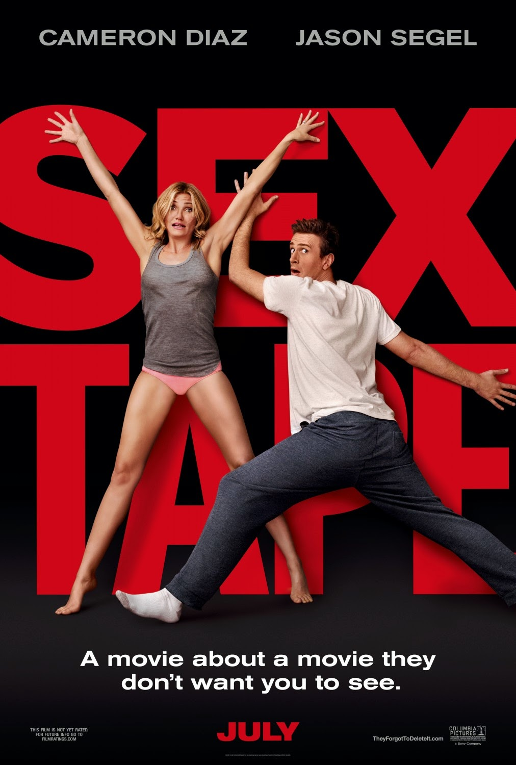 Sex Tape (2014) BluRay 720p Full Movies + Subtitle Indonesia