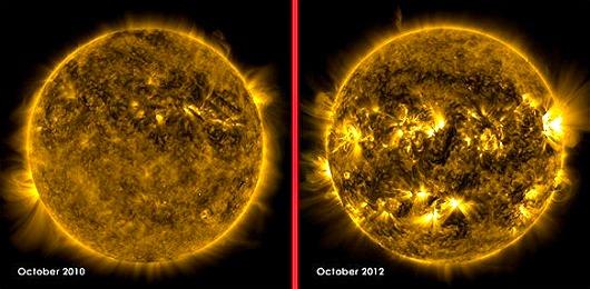 2013 - actividad solar máxima 2013-actividad-solar