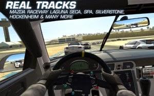 Real Racing 3 V3.2.2 Hack Android Apk screenshot