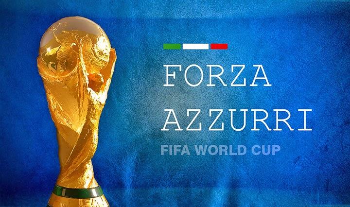 ITALIA-URUGUAY: IN PALIO CI SONO GLI OTTAVI DI FINALE. FORZA AZZURRI!