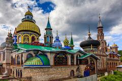 Conociendo la Ciudad de Kazan