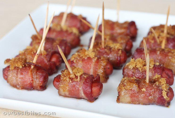 Bacon Wrapped Smokies | spinfaya.blogspot.com - Food Recipes, Meal ...