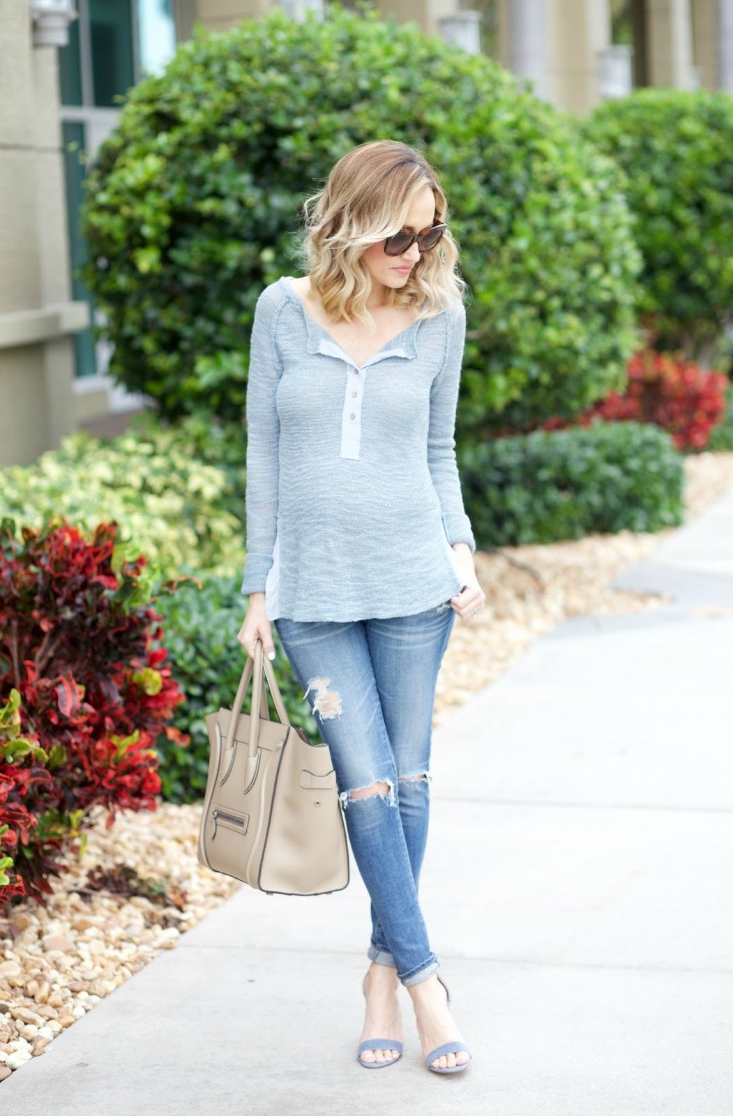 A Spoonful of Style: Light Blue...