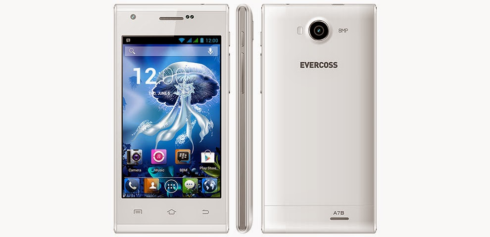 HP Android Evercoss A7B