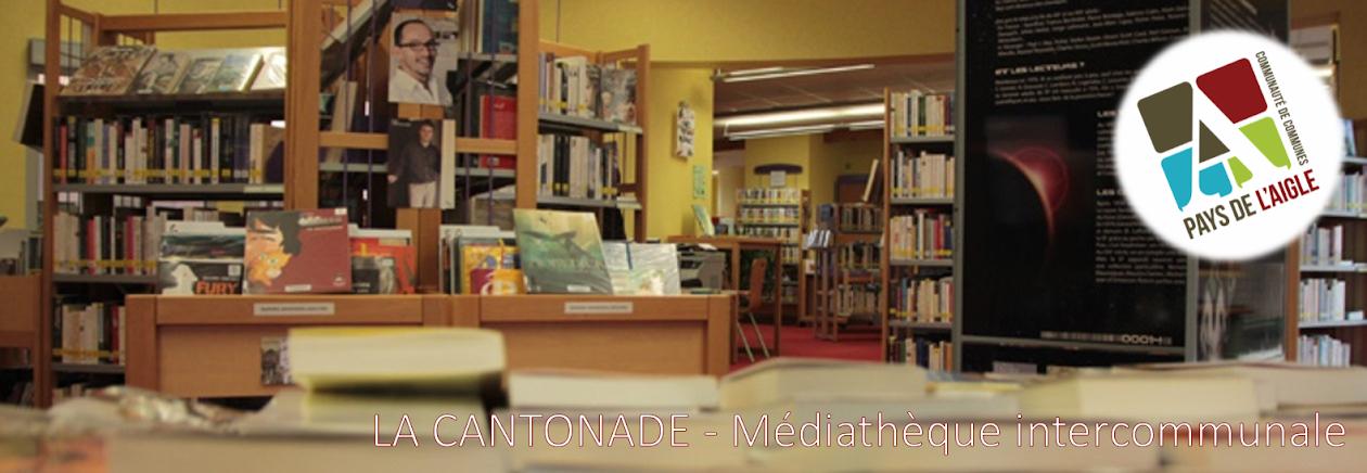 Médiathèque intercommunale La Cantonade