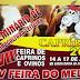 """CAPRIBOA 2011 MOVIMENTA SANTA MARIA DA BOA VISTA"""