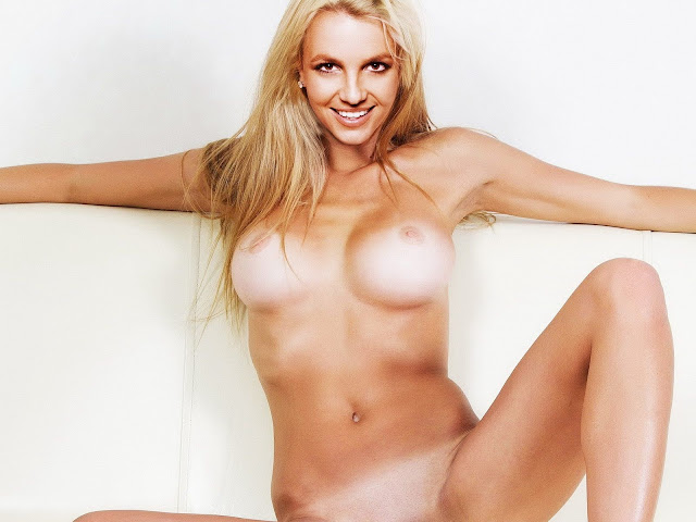 britney spears naked playboy