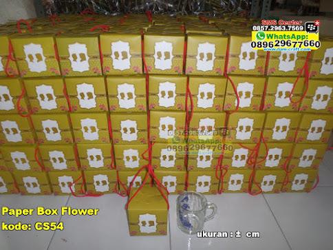 Paper Box Flower murah