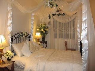 Kamar pengantin - ilustrasi