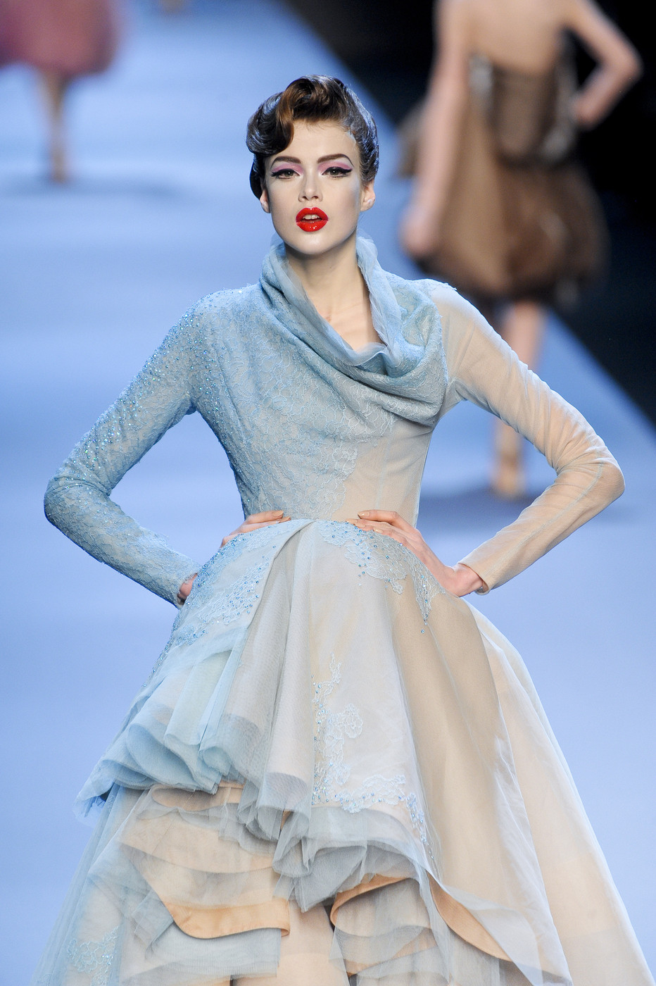 Christian Dior Haute Couture Spring/Summer 2011
