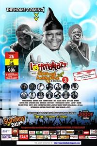 Laffmatazz with Gbenga Adeyinke