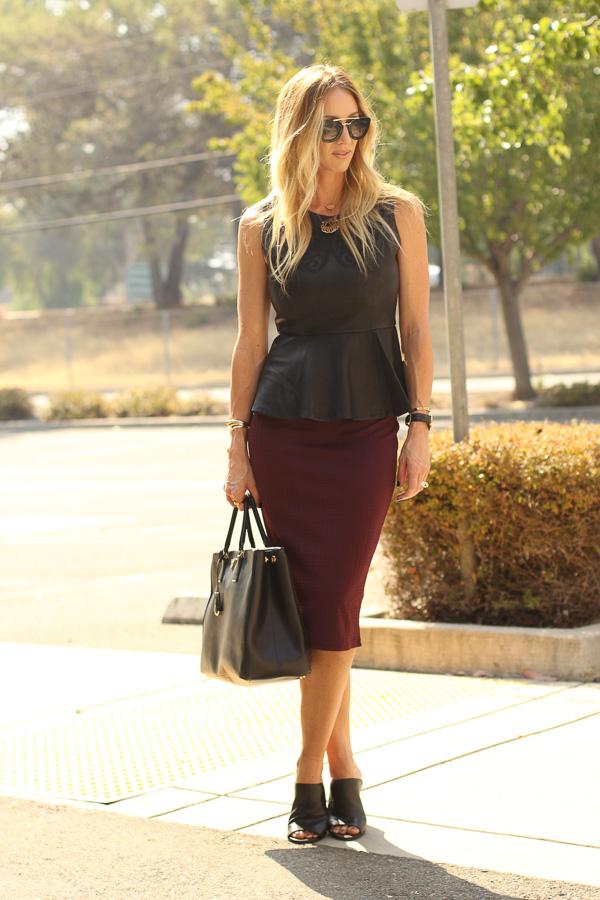fall fashion parlor girl