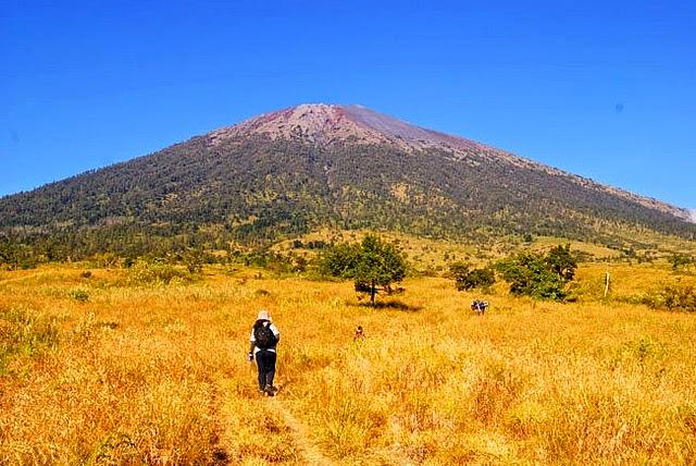 wisata indonesia gunung rinjani