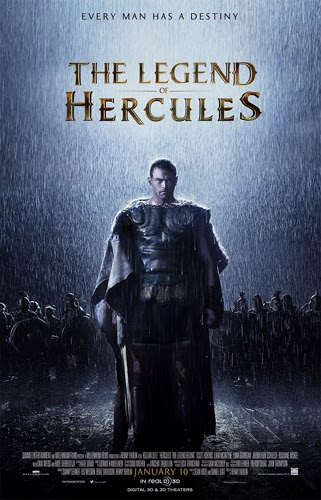 Film Hercules: The Legend Begins (2014) Bioskop