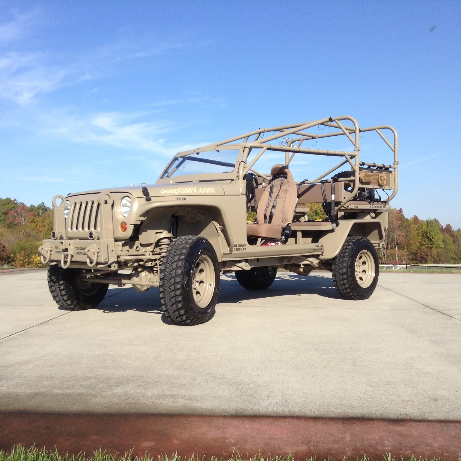 SNAFU!: Hendrick Jeep Commando For The US Army's Ground