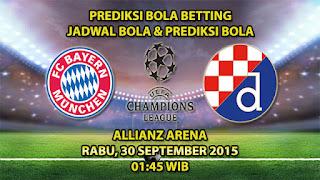 Bayern Munchen vs Dinamo Zagreb