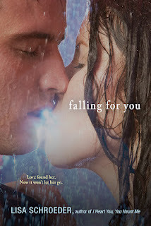 'Waiting On' Wednesday (14): Falling For You by Lisa Schroeder