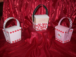 valentines crafty candy box