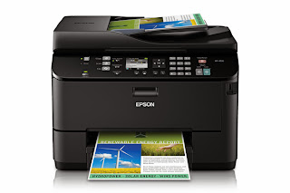 Download Epson WorkForce Pro WP-4530 Printer Driver and how to installing