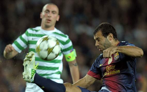 Pertandingan Barcelona Vs Celtic