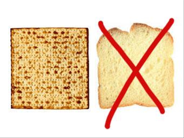Facing Jerusalem: Got Matzah ?