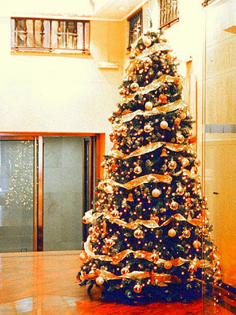 bonito arbol de navidad