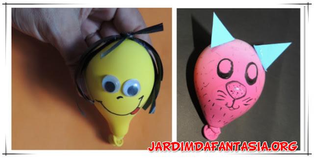 Aprenda a fazer Balão Jelly Bonequinho de Bexiga