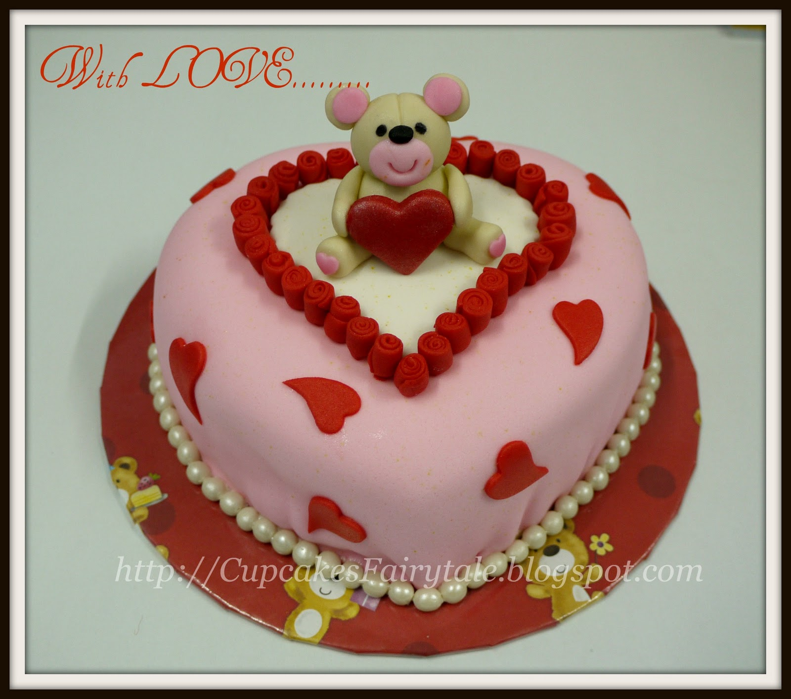 Cake Images For A Friend : Cupcakes Fairytale: A THOUGHTFUL BIRTHDAY CAKE