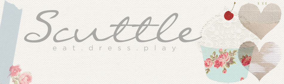 Scuttle: Eat.Dress.Play