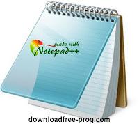 تحميل برنامج Notepad++ 6.3.3 مجانا