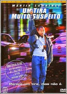 Filme Um Tira Muito Suspeito Dublado AVI BDRip
