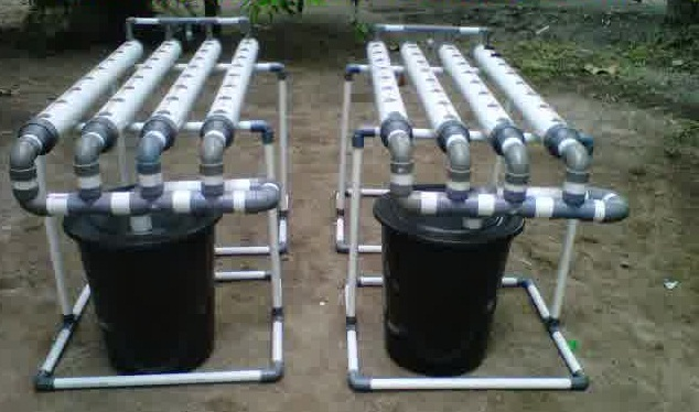 Hidroponik Zone: Pengertian Metode Bertanam Hidroponik NFT