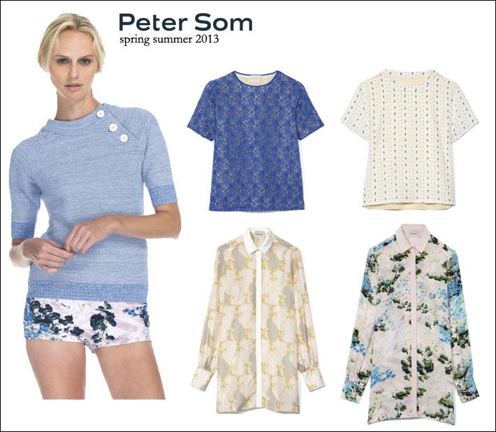 Peter som spring / summer