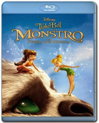 Download Tinker Bell e o Monstro da Terra do Nunca AVI BDRip Dual Áudio + Bluray 720p e 1080p Dublado Torrent