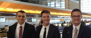 Elder Ryan Wilkinson