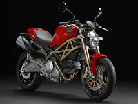 2013 Ducati Monster 696 20th Anniversary Gambar Motor 2
