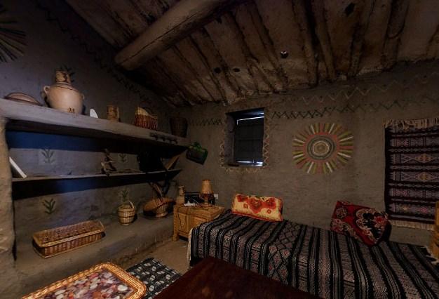 Sous ce toit une seule et grande pi ce o chaque coin a for Decoration interieur maison algerie