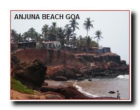 ANJUNA FORT GOA